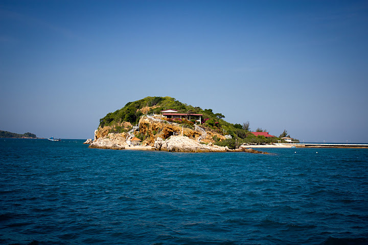 เกาะครก พัทยา