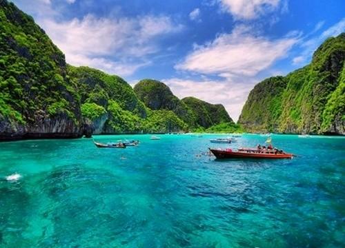 เที่ยวหมู่เกาะไผ่