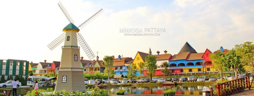 เที่ยว Mimosa Pattaya