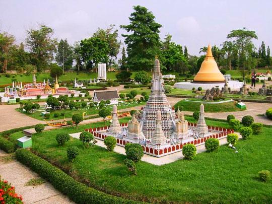 เมืองจำลองพัทยา Mini Siam