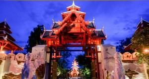 ไทธานี Thai Thani Arts and Culture Village Pattaya