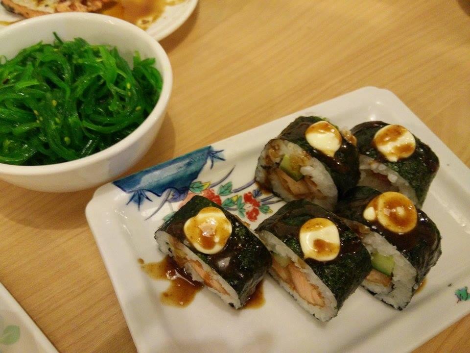 คุโระดะ เอกมัย อาหารญี่ปุ่น