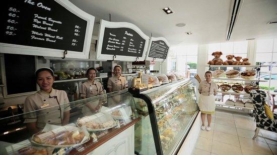 ร้าน เบเกอร์รี่ la baguette pattaya