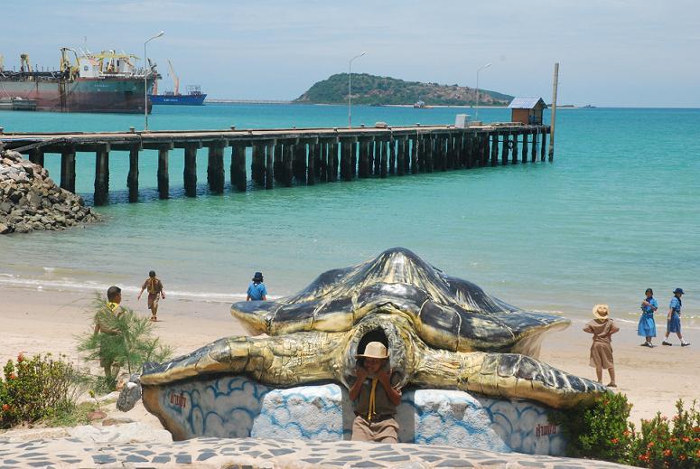 ศูนย์อนุรักษ์พันธุ์เต่าทะเล พัทยา
