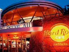 The Hard Rock Hotel ฮาร์ดร็อค-คาเฟ่-พัทยา