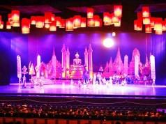 โรงละครไทยอลังการ พัทยา