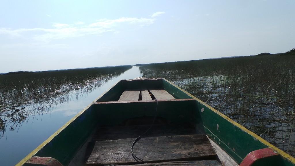พร้อมออกเรือสู่เส้นทาง ทะเลน้อย
