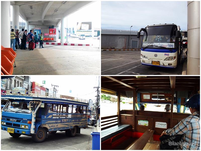 รถโดยสารภูเก็ต