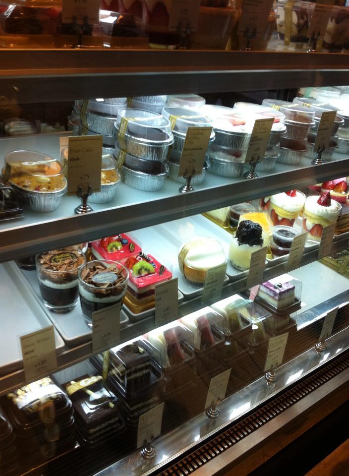 ขนมเค้กแบบต่างๆ