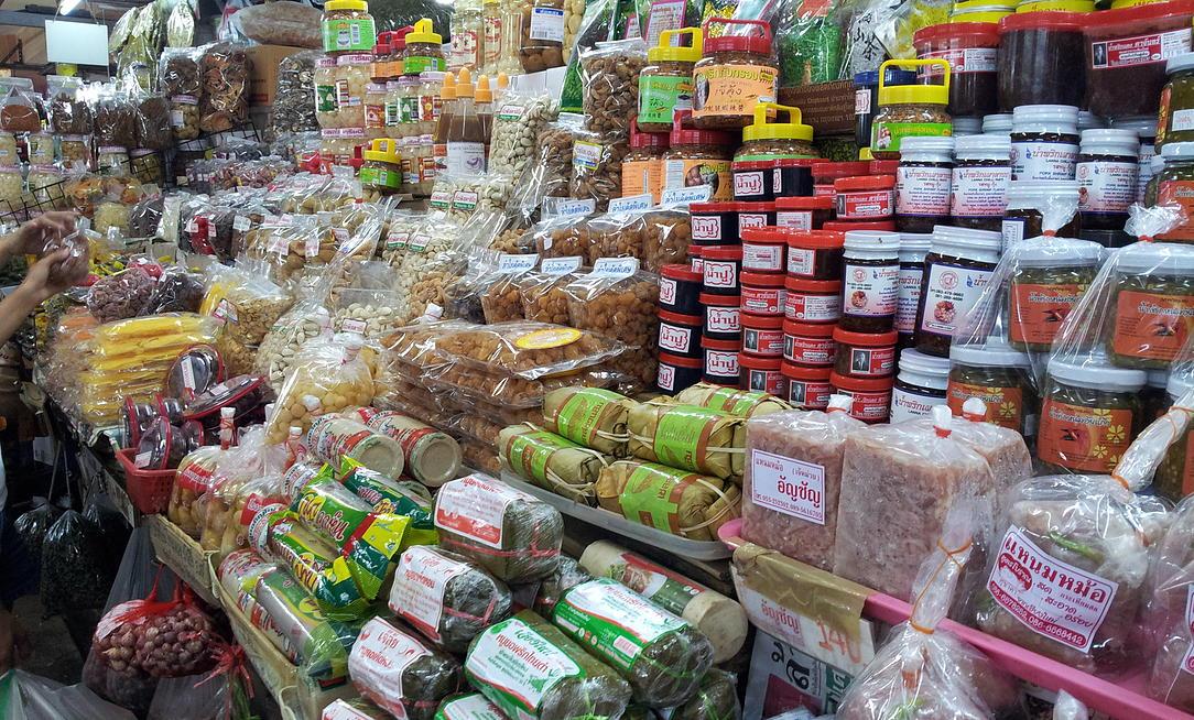 ตลาดวโรรส-สินค้า