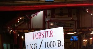 ตลาดโต้รุ่งหัวหิน-อาหารทะเล