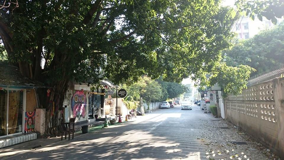 ถนนนิมมานห์เหมินทร์-บรรยากาศ-ซอย-11