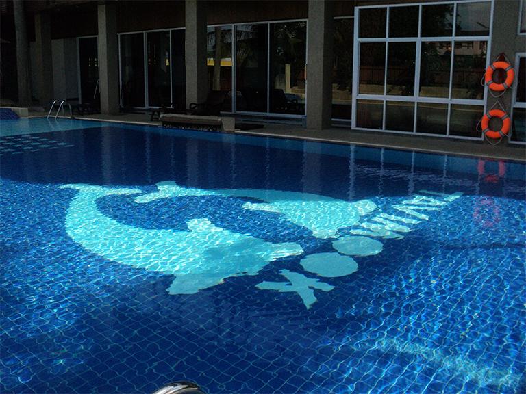 ทวิมุข สปอร์ต คอมเพล็กซ์ สระว่ายน้ำ