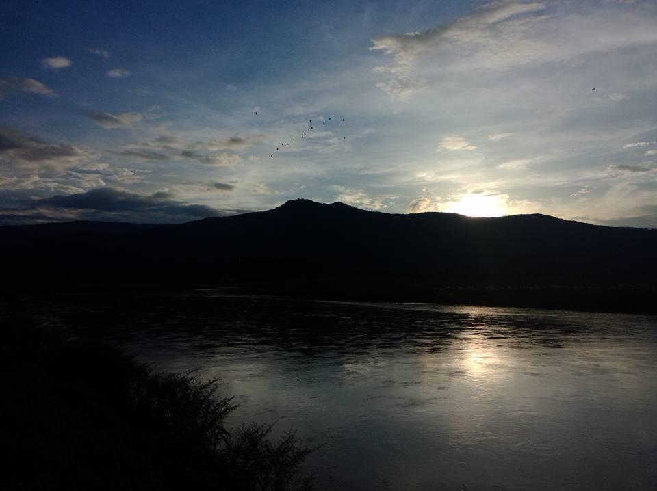 ทะเลสาบดอยเต่า-บรรยากาศ-ยามเย็น