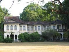 บ้านชินประชา-หน้าบ้าน