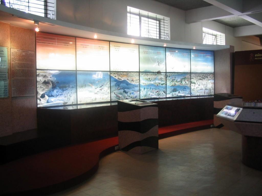 พิพิธภัณฑสถานแห่งชาติเชียงใหม่-ภายใน