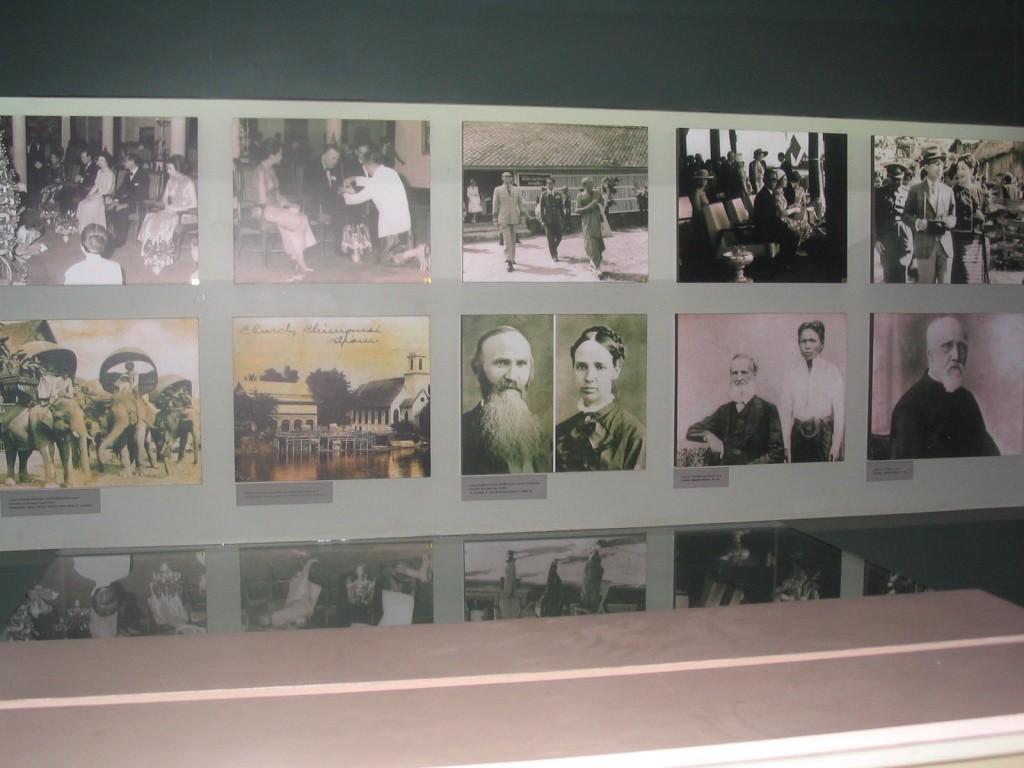 พิพิธภัณฑสถานแห่งชาติเชียงใหม่-ส่วนจัดเเสดง