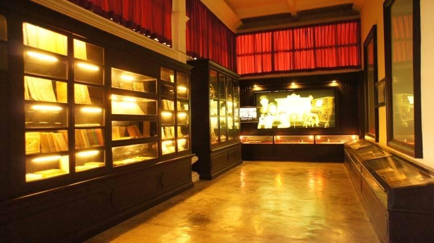 พิพิธภัณฑ์ภูเก็ตไทยหัว-ภายใน