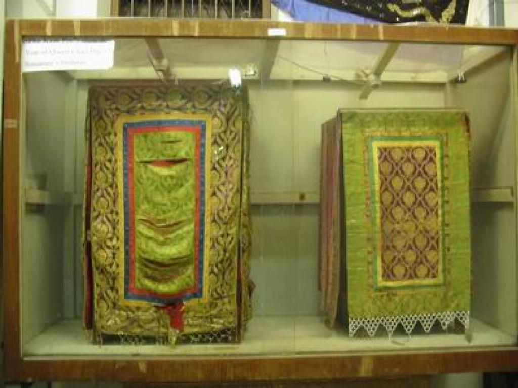 พิพิธภัณฑ์วัดเกต-ผ้า