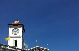 ย่านเมืองเก่าภูเก็ต-มุมบังคับ
