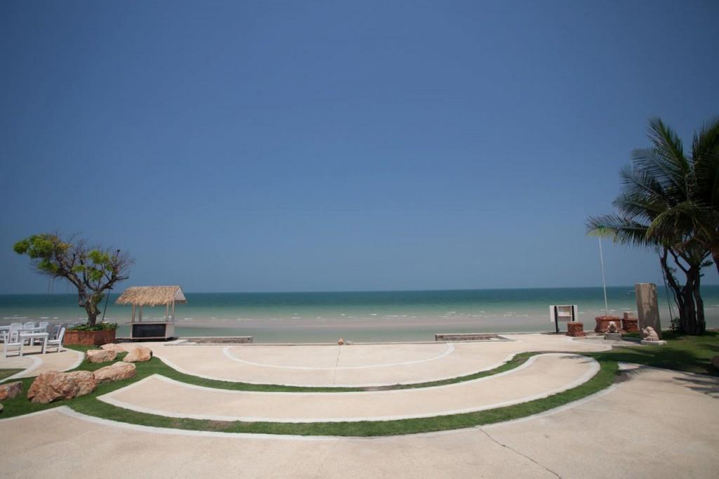 วรบุระ รีสอร์ท แอนด์ สปา หัวหิน-ชายหาด