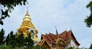 วัดพระธาตุดอยสะเก็ด 1เดียวในประเทศไทย
