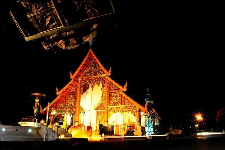 วัดพระสิงห์วรมหาวิหาร-พระอุโบสถ