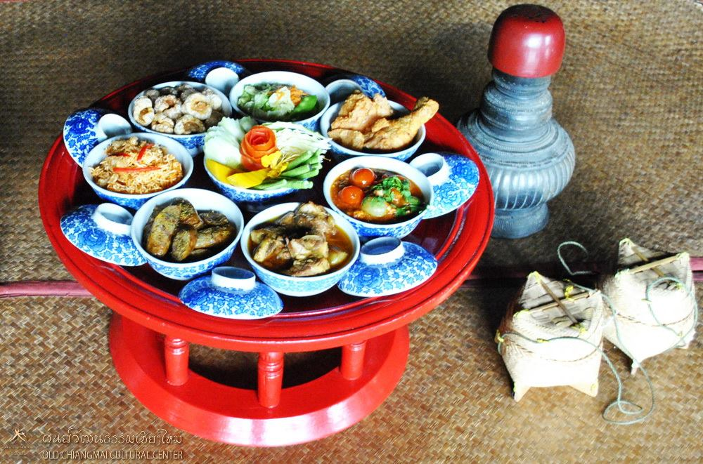 ศูนย์วัฒนธรรมเชียงใหม่-อาหาร