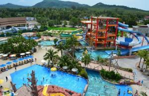 สวนน้ำ Splash Jungle-บรรยากาศ