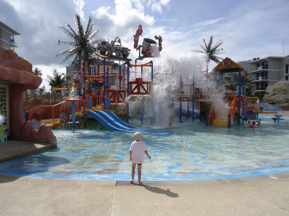 สวนน้ำ Splash Jungle-สนุกสนาน