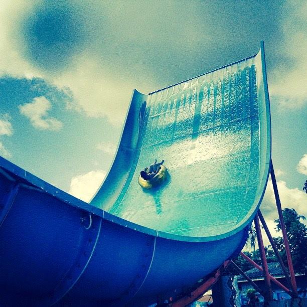 สวนน้ำ Splash Jungle-เร้าใจ