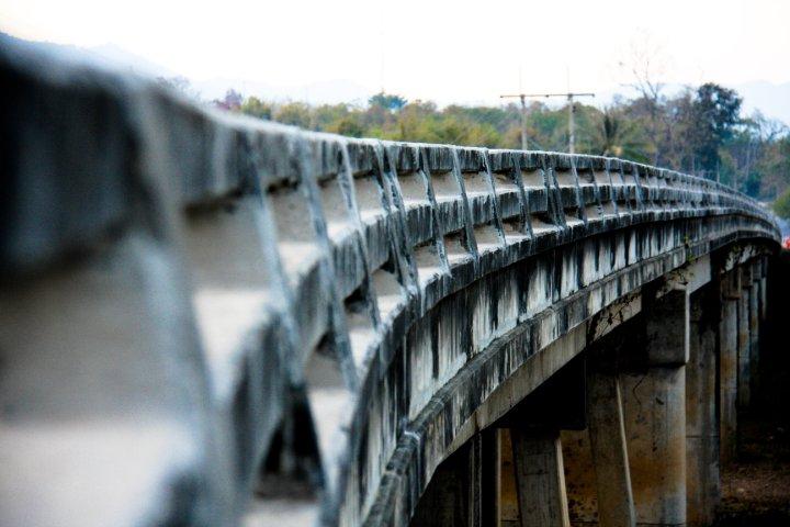 ก่อนถึงปาย..แวะสะพานเชียงใหม่ก่อน