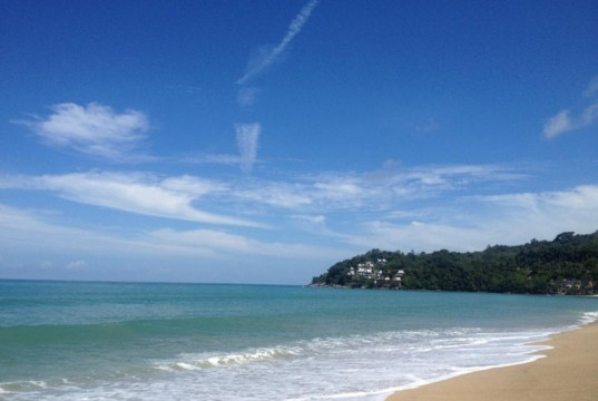 หาดกมลา -บรรยากาศ-งดงาม