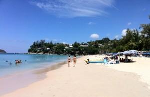 หาดกะตะน้อย หาดกะตะใหญ่-บรรยากาศ