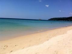 หาดกะรน-ชายหาดสวยๆ