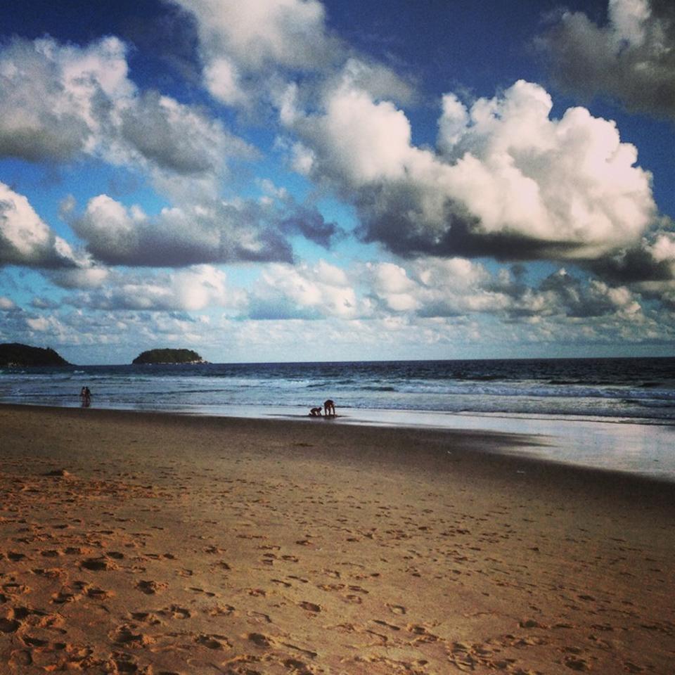 หาดกะรน-สวยงาม