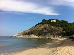 หาดทรายน้อย-ทิวทัศน์
