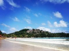หาดบางเทา-รีสอร์ตหรู