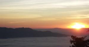อุทยานแห่งชาติห้วยน้ำดัง-พระอาทิตย์ขึ้น