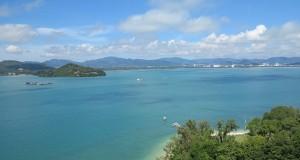 เกาะตะเภาใหญ่-ทิวทัศน์