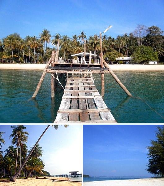 เกาะนาคาน้อย-บรรยากาศ