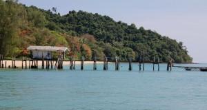 เกาะนาคาน้อย-สะพาน