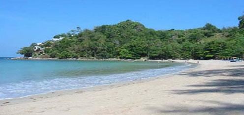เกาะนาคาน้อย-ชสยหาดขาวๆ