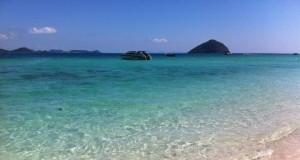 เกาะเฮ-หาดทราบ