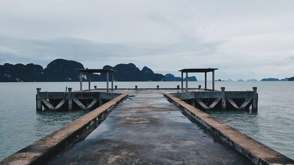 เกาะโหลน-ท่าเรือ