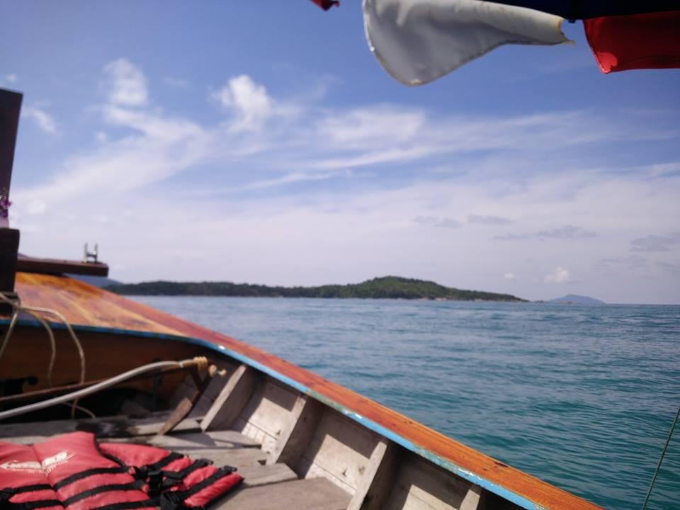 เกาะโหลน-วิว