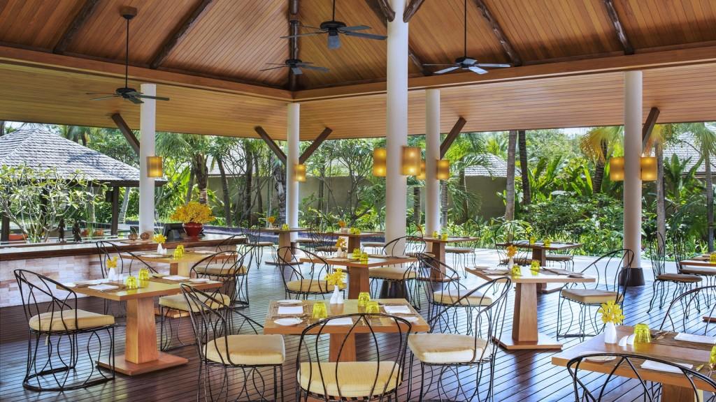 เชอราตัน หัวหิน ปราณบุรี วิลล่า-ห้องอาหาร