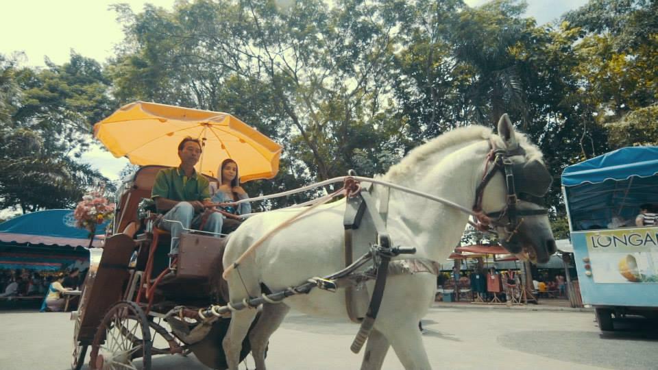 เวียงกุมกาม-นั่งรถม้าชมเมืองเก่า