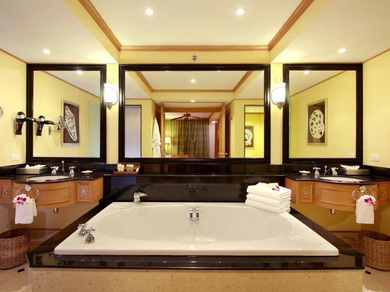 แมริออท ภูเก็ต บีชคลับ-อ่างอาบน้ำ
