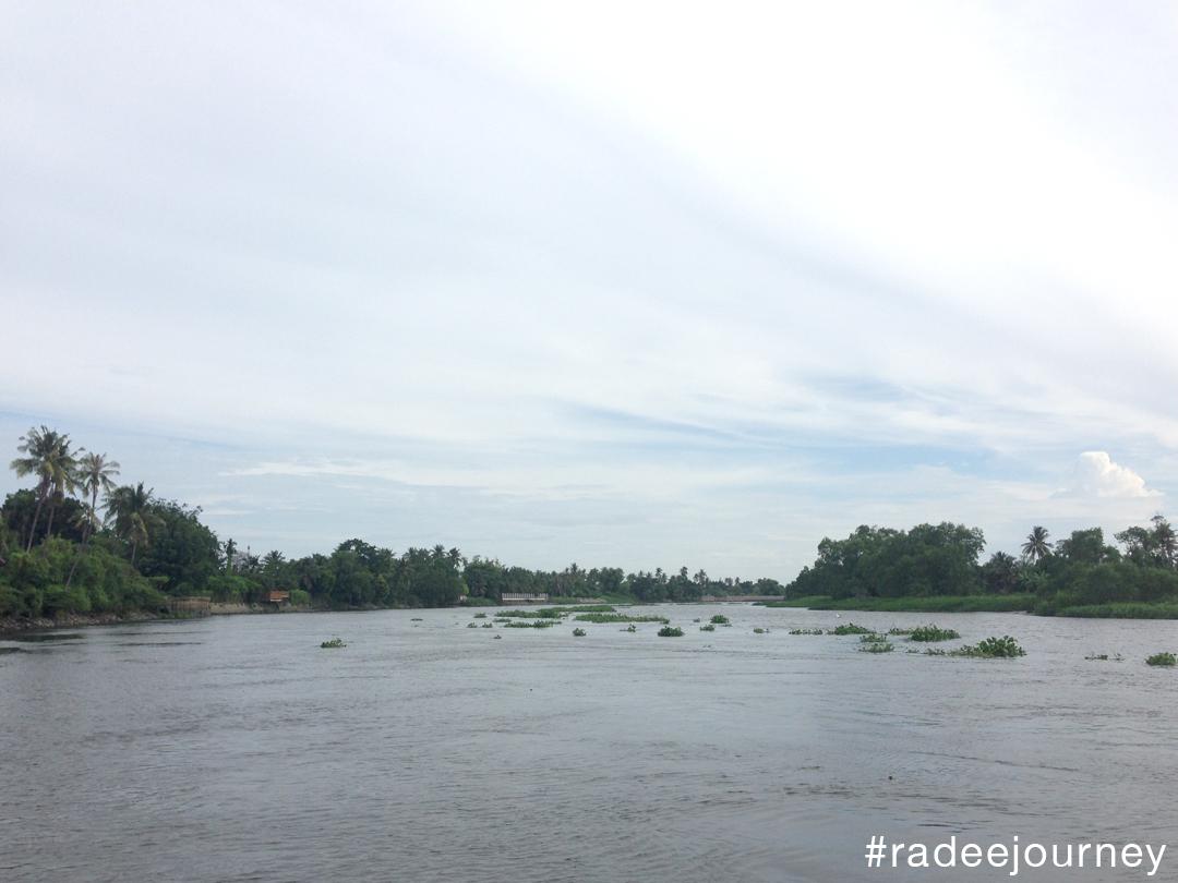 แม่น้ำท่าจีนวัดนางสาว